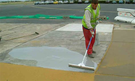 waterproofing concrete floors with flexcrete s cementitious coatings