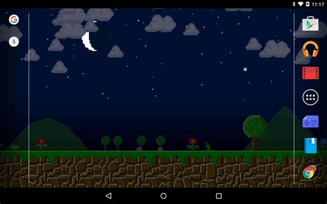 wallpaper android no scroll 8 bit scrolling wallpaper android apps on google play