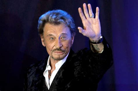 morto il cantante johnny hallyday il vasco francese