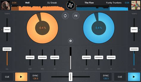 midi controller apk cross dj for android supports midi news audiofanzine