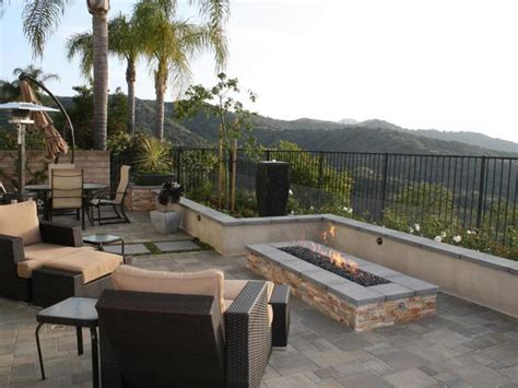 Fireplace Pits For Outside by Large Pit Design Ideas Hgtv