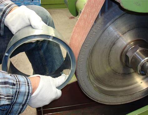 Polieren Messing by Galvanik Gleitschleifen Schleifen Polieren Zinkdruckguss