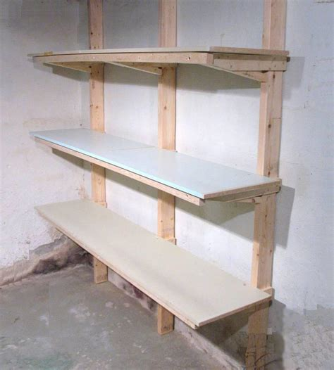 wood shelves plans garage wooden shelves plans for garage diy ideas yourplans woodplanproject