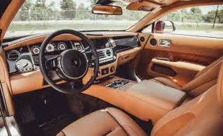 Rolls Royce Wraith Inside Car And Driver