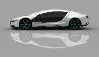 Audi Concept A9 Futuristic 2016 Audi A9 Concept