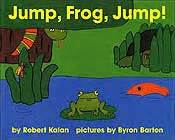 Frog Jump Capital Letters
