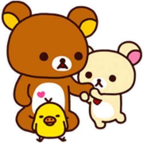 imagenes de oso kawaii 1242 拉拉熊 搏感情篇 line貼圖 監獄兔 拉拉熊系列 line貼圖區 jumi 啾咪日韓美妝