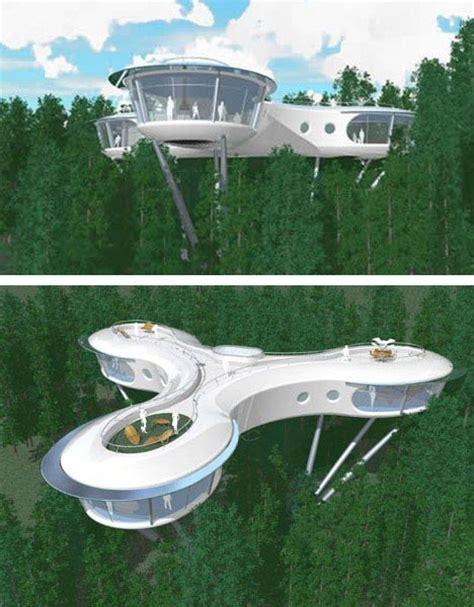 futuristic house plans 10 amazing tree houses plans pictures designs ideas