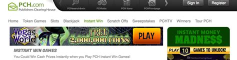 Pch Instant Win Games - are you on the lookout for instant win sweepstakes pch blog