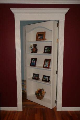 Bookcase Plans With Doors Secret Bookcase Door Stashvault Secrets Bathroom Closet Bookcase Door
