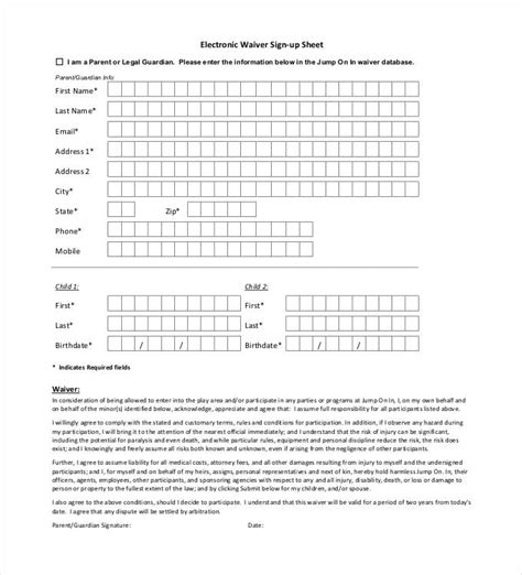 Sign Up Sheets 58 Free Word Excel Pdf Documents Download Free Premium Templates Electronic Sign In Sheet Template