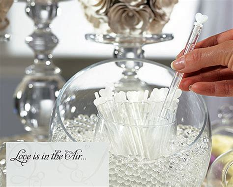 Wedding Aisle Bubbles by Wedding Quot Quot Wands
