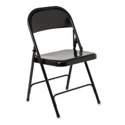 metal folding chairs to consider getting and using