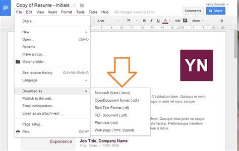 microsoft word vs google docs on columns headers and bullets