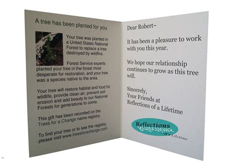 Custom Business Gift Cards - customized corporate gifts corporate gifts for clients employee gifts trees for