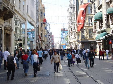 From History Books Of Istanbul To The Streets Of New York by Istiklal Istanbul Turkey Address Phone Number