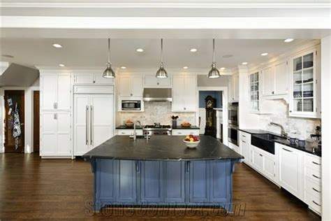 Cutting Soapstone Countertops - barroca soapstone pre cut kitchen countertops grey