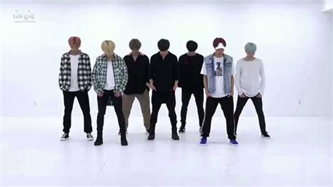 tutorial dance bts dna mirrored bts dna dance practice youtube