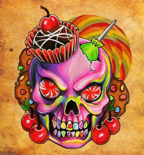 cute sugar skull tattoo designs 25 best ideas about skulls on sugar