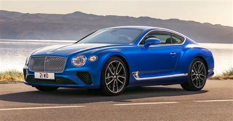 2019 bentley continental bentley continental gt w12 2019 locos motor