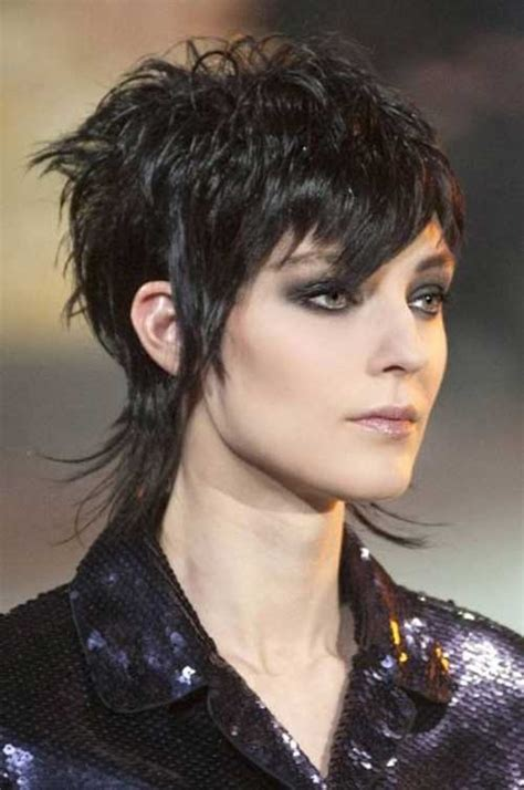 mullet hairstyles for women ladies mullet hair styles hairstylegalleries com