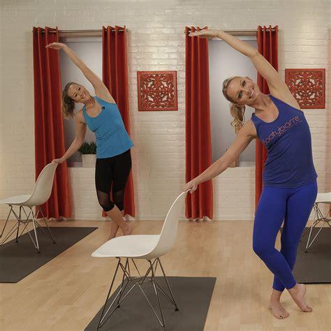 10 minute barre workout popsugar fitness