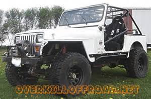 Jeep Wrangler Yj Road Jeep Yj Custom Fabrication Work