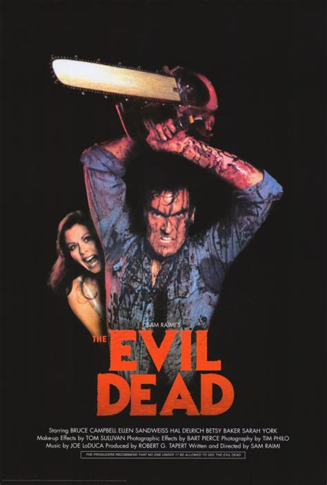 film the evil dead the evil dead movie posters from movie poster shop