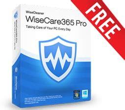 Wise Care 365 Pro Giveaway - giveaway wise care 365 pro miễn ph 237 bản quyền dọn dẹp tối ưu hệ thố