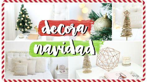 como decorar tu cuarto navidad c 211 mo decorar tu cuarto para navidad 161 ideas f 225 ciles