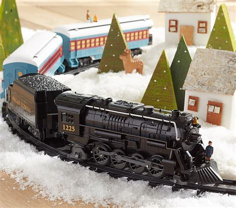 polar express christmas tree train set posts the baby spot