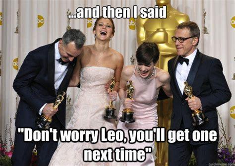 Oscars Meme - leonardo dicaprio s oscar know your meme