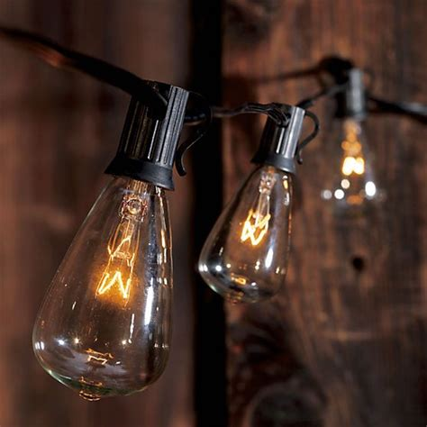 outdoor edison string lights patio lights edison image pixelmari com