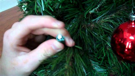 how to fix christmas tree lights free and easy youtube