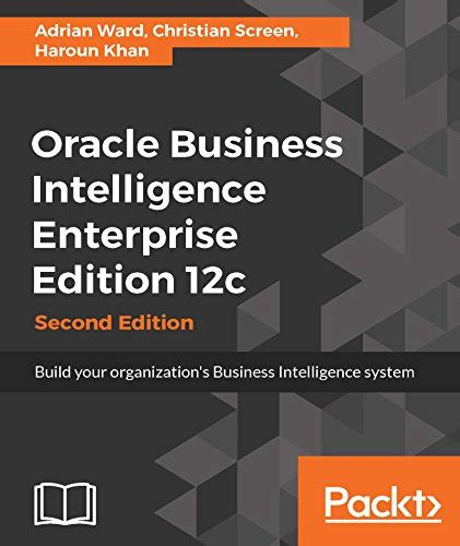 Business Analytics 2nd Edition oracle business intelligence enterprise edition 12c
