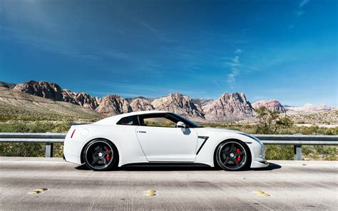 cars, tuning, Nissan GTR :: Wallpapers