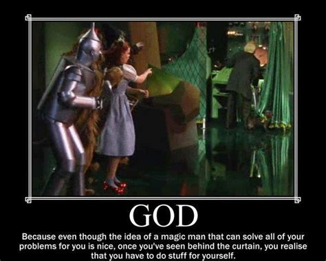 wizard of oz curtain quote 59 best images about politics science and religion on