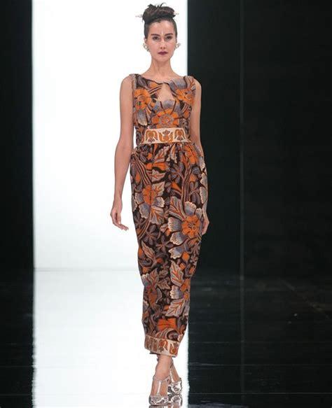Anyaoja Batik Casual Mini Dress 50 inspirasi baju kondangan