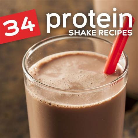 protein shake recipes 34 nourishing protein shake recipes after