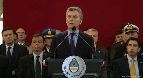macri anuncio aumento newhairstylesformen2014 com aumento a fuerzas de seguridad por el presidente macri