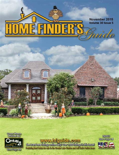 home finder s guide nov 2015 by home finder s guide issuu
