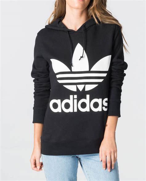 Adidas Trefoil Hoodie adidas trefoil hoodie ozmosis hoodies jumpers