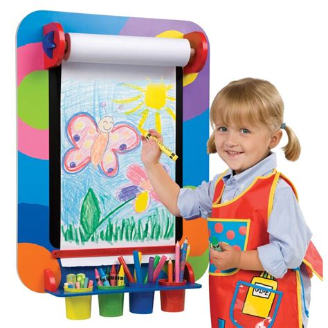 easels for kids kids wall art easel educational toys planet