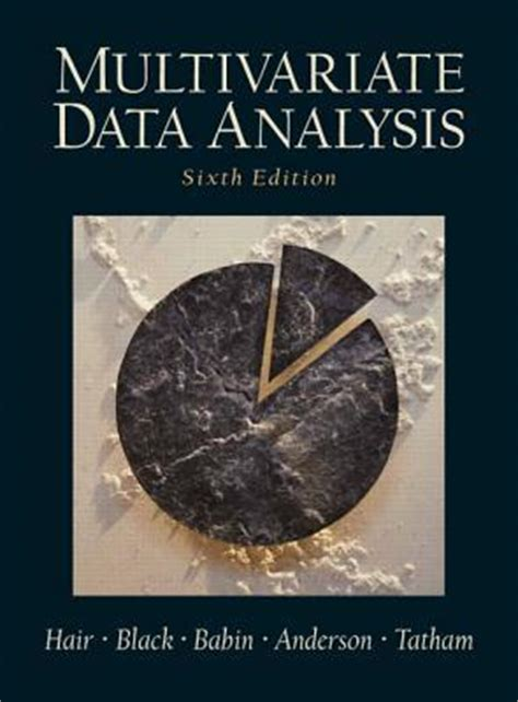 multivariate data analysis  joseph  hair jr reviews
