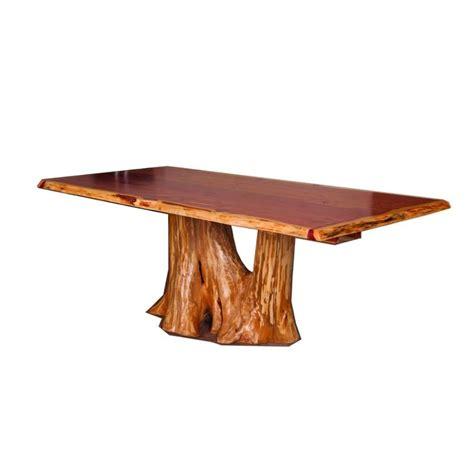 best 25 tree trunk table ideas on tree trunk