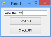 tutorial php api create a php api and visual basic app to use it free