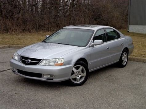 a1 acura service find used 2003 acura tl base sedan 3 2l clean a1