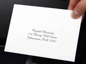 how to address a wedding card how to print rsvp envelopes at home in 4 steps