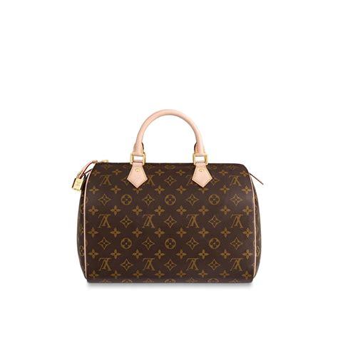 speedy  monogram handbags louis vuitton