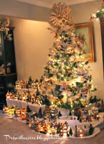 Christmas village 2013